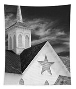 Star Barn Star Tapestry
