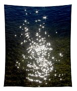 Star Reflection In The Water Tapestry