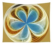 Starfish To Flower - Orb 2 Tapestry