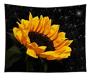 Starlight Sunflower Tapestry