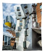 Stata Building 1 Tapestry
