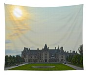 Stately Castle Tapestry