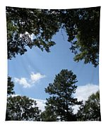 Stately Forest  Tapestry