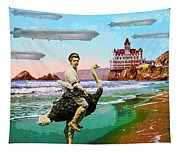 Stealth Squadron Tapestry