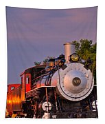 Steam Engine Number 509 Tapestry