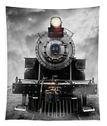 Steam Train Dream Tapestry