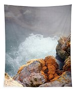 Steaming Hot Spring Tapestry