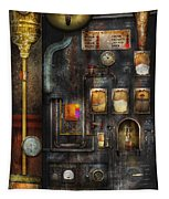 Steampunk - All That For A Cup Of Coffee Tapestry