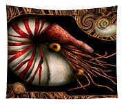 Steampunk - Nautilus - Coming Out Of Your Shell Tapestry