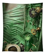 Steampunk - Naval - Plumbing - The Head Tapestry
