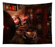 Steampunk - Photonic Experimentation Tapestry