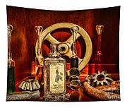 Steampunk - Spare Gears - Mechanical Tapestry