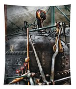 Steampunk - The Steam Engine Tapestry