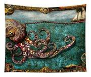 Steampunk - The Tale Of The Kraken Tapestry