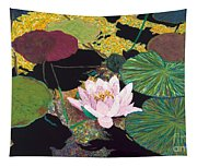 Steamy Pond Tapestry