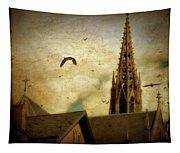 Steeple Crows Tapestry