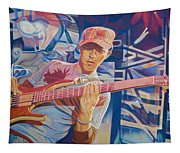 Stefan Lessard And 2006 Lights Tapestry