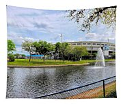 Steinbrenner Field Lake 2 Tapestry