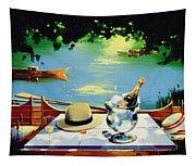 Still Life Regatta Tapestry