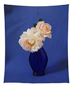 Still Life Wild Rose Tapestry