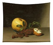 Still Life With Cake  Tapestry