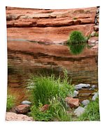 Still Waters At Slide Rock Tapestry