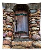 Stone Door Tapestry