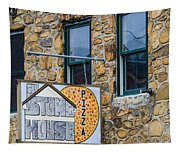 Stone House Pizza Tapestry