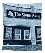 Stone Pony Cool Side View Tapestry