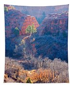 Stone Quarry At Red Rocks Open Space Tapestry