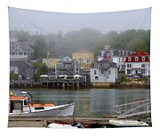 Stonington Harbor 2 Tapestry