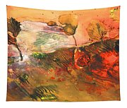 Storm At Sunup Tapestry
