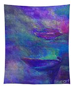 Storm Boats Tapestry