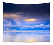 Storm Clouds And Lake Winnipeg At Tapestry