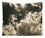 Storm Clouds Gathering Tapestry