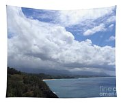 Storm Over Bali Hai Tapestry