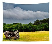 Storm's Arrival Tapestry