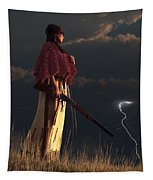 Stormwatcher Tapestry