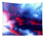 Stormy Monday Blues Tapestry