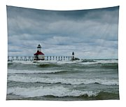 Stormy Waters Tapestry