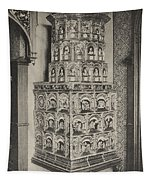 Stove, 19th Century Tapestry