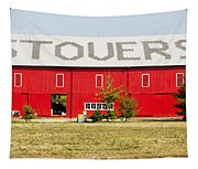 Stovers Farm Market Berrien Springs Michigan Usa Tapestry
