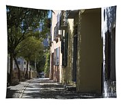 Street Alley Tapestry