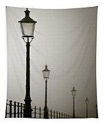 Street Lamps Tapestry