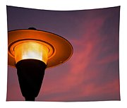 Streetlamp Tapestry