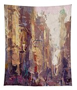 Streets Of New York Tapestry