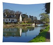 Stroudwater Canal Stonehouse Tapestry