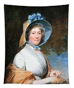 Stuart's Henrietta Marchant Liston Or Mrs. Robert Liston Tapestry
