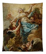 Study For The Assumption Of The Virgin Tapestry