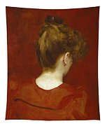 Study Of Lilia Tapestry